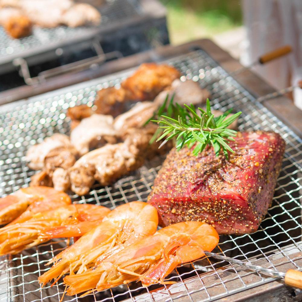 BBQや週末別荘体験